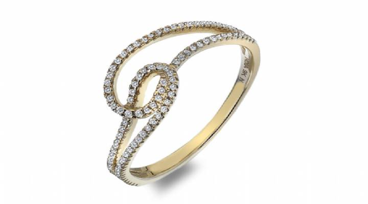 Hot Diamonds debuts gold collection