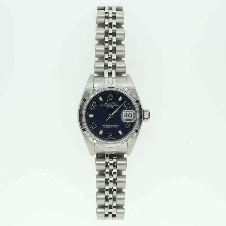 Pre-Owned Ladies Rolex Oyster Date Watch, Original Papers 1701267
