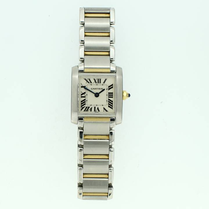 Pre-Owned Ladies Cartier Tank Francaise Watch