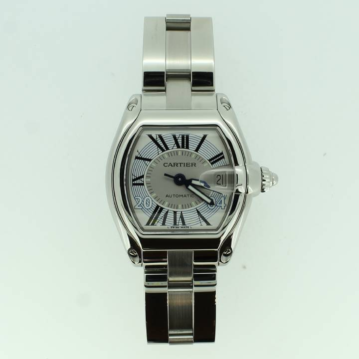 Pre-Owned Gents Cartier Roadster Watch, Automatic Movement 1702282