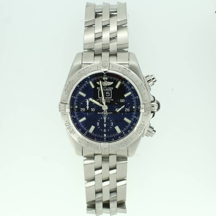 Pre-Owned Gents Breitling Blackbird Watch