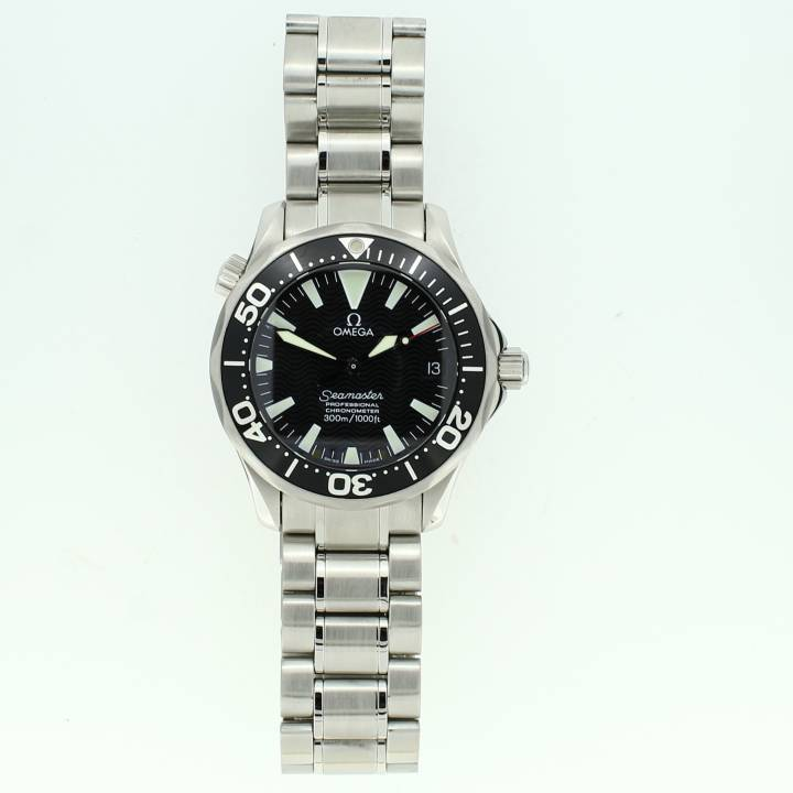 Pre-Owned Omega Seamaster Watch, Original Papers 1703392