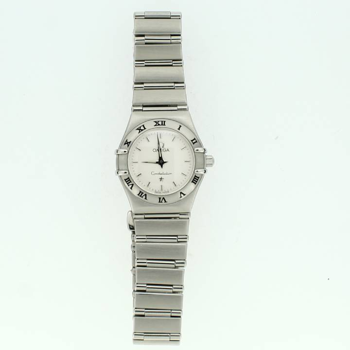 Pre-Owned Ladies Omega Constellation Watch, Original Papers 1703381