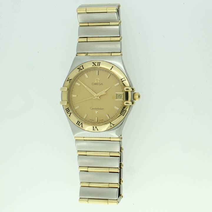 Pre-Owned Gents Omega Constellation Watch, Quartz Movement