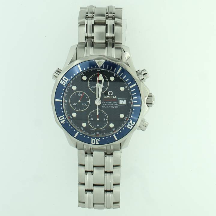 Pre-Owned Omega Seamaster Chronograph Watch