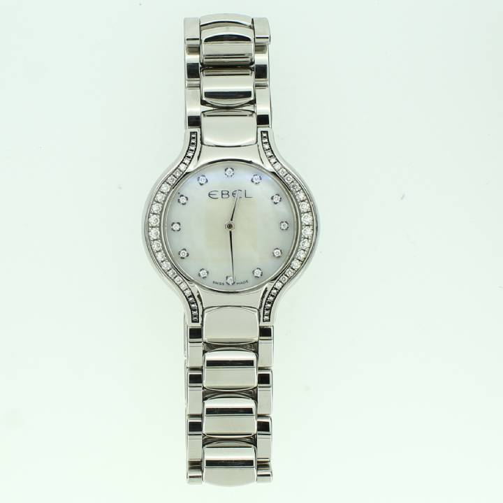 Pre-Owned Ladies Ebel Beluga Watch, Diamond Set Case 1709368