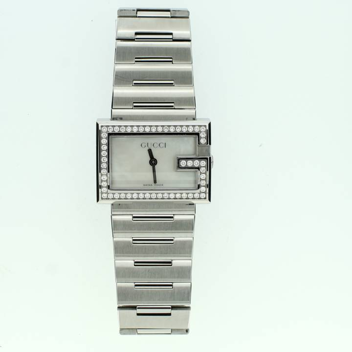 Pre-Owned Gucci G 100L Watch, Original Papers