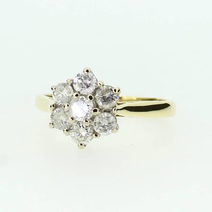 Diamond Fancy Rings | Mallard Jewellers