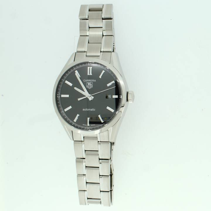 Pre-Owned Gents Tag Heuer Carrea Watch, Original Papers