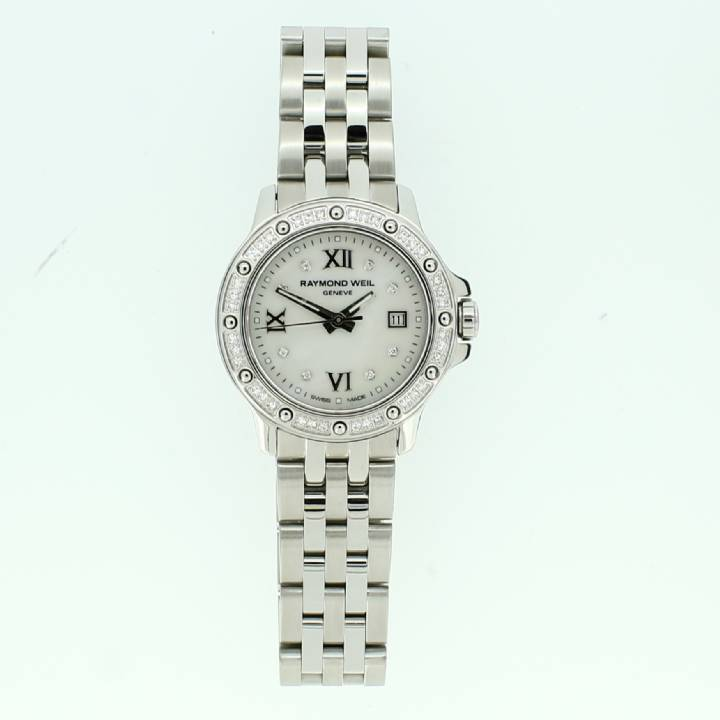 Pre-Owned Ladies Raymond Weil Tango  Watch, Original Papers