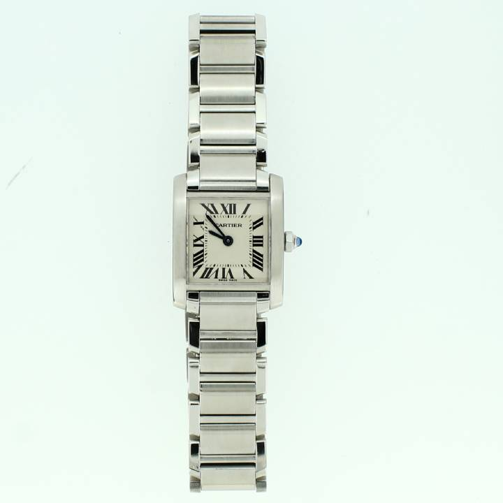 Pre-Owned Cartier Ladies Tank Francaise Watch 1702292