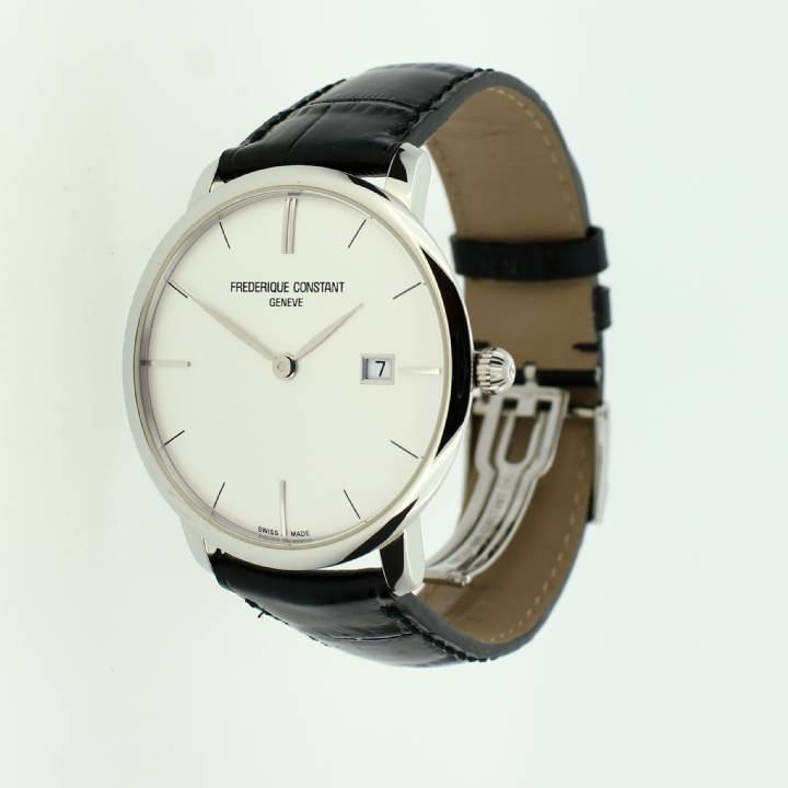 Pre-Owned Frederique Constant Slimline Automatic Watch 1709445