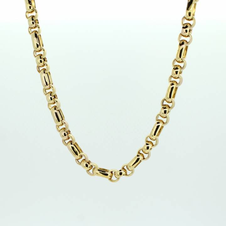 chains and products mm glod necklaces chain gold figaro