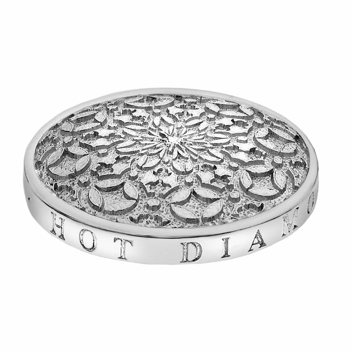 Emozioni Silver Plated Mystical Map 33mm Coin,  Was £29.95