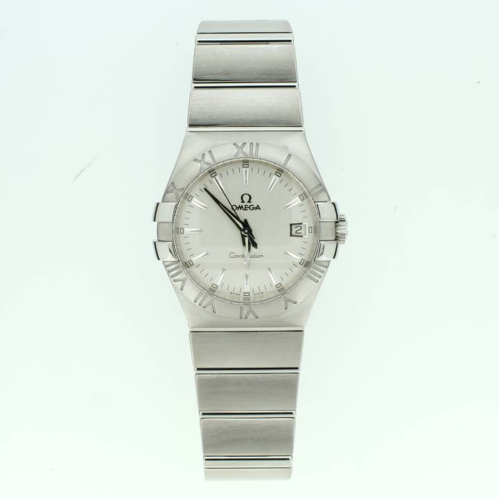Pre-Owned Gents Omega Constellation Watch, Original Papers 1703410