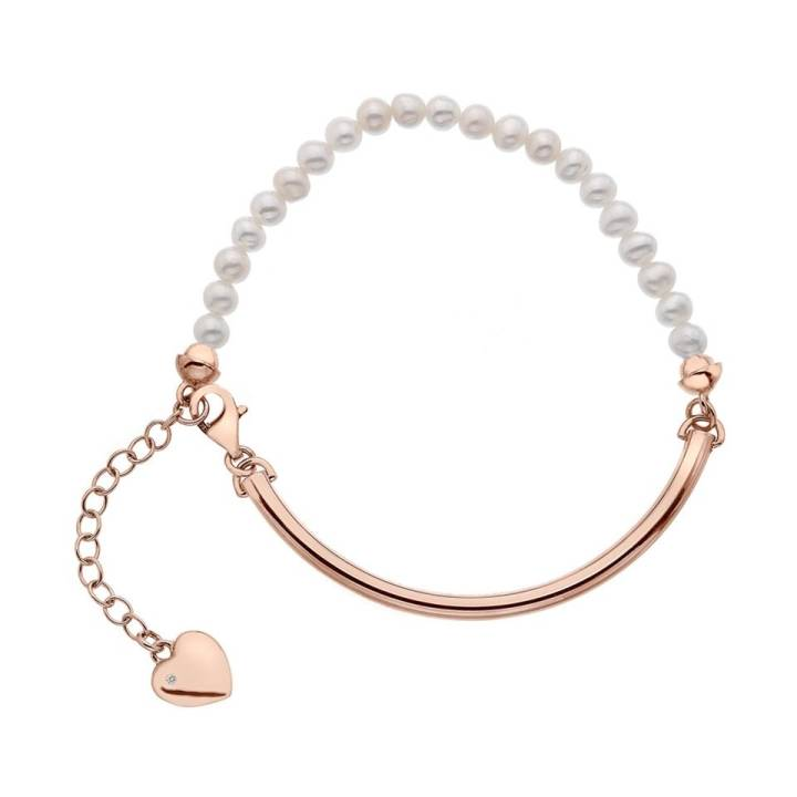 Hot Diamonds Trend Festival Mother Of Pearl Bracelet, Was £69.95