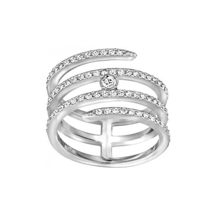 49891d3f0 Swarovski Creativity Coiled Ring, Size 55, Was £99.00 2602133