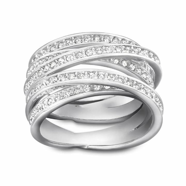 b54799688 Swarovski Spiral Ring, Size 52, Was £125.00 2602080