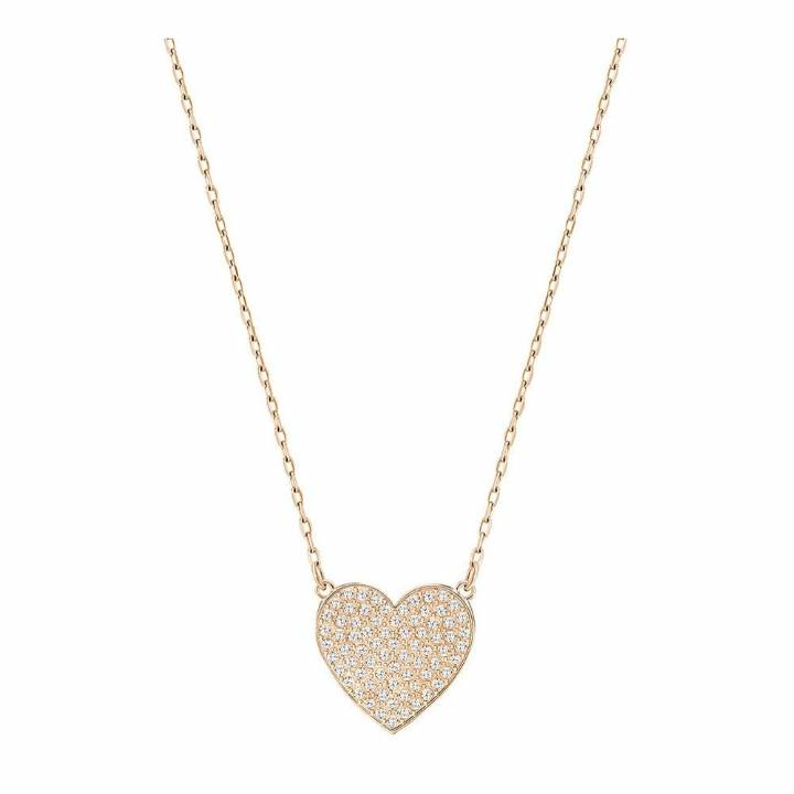Swarovski  Cupid Small Rose Necklace,  Was £59.00 2603060
