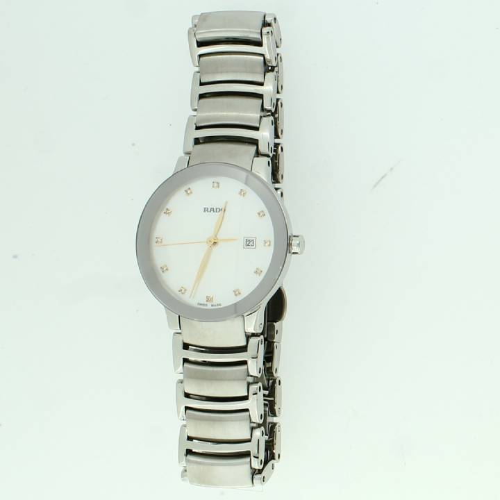 Pre-Owned Ladies Rado Centrix Diamond Watch 1709461