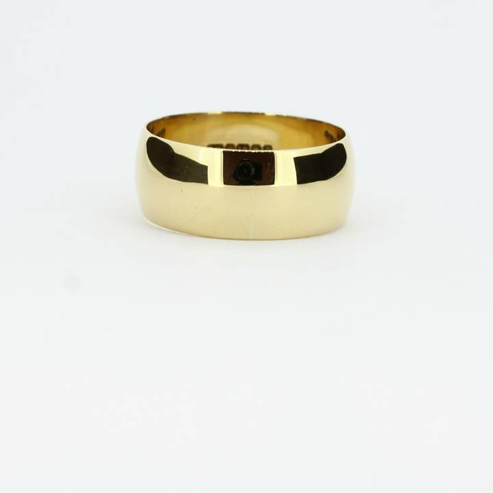 Pre-Owned 18ct Yellow Gold Plain Wedding Band 8.5mm 1514083