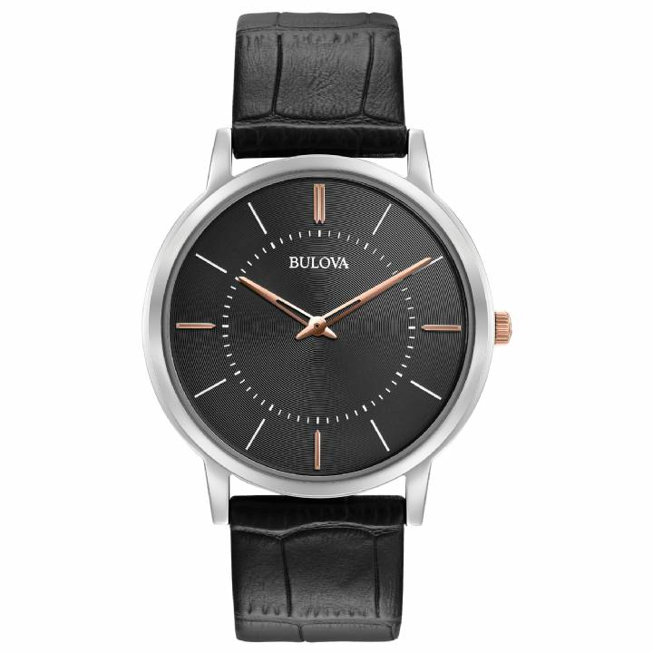 Bulova Gents Ultra-Slim Watch 98A167  Was £189
