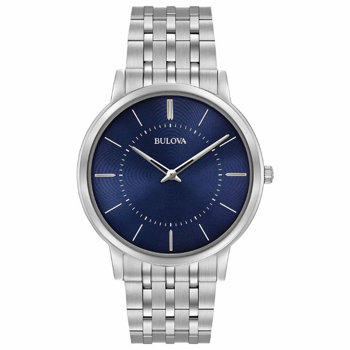Bulova Gents Classic Ultra Slim Watch 96A188  Was £249 0141060
