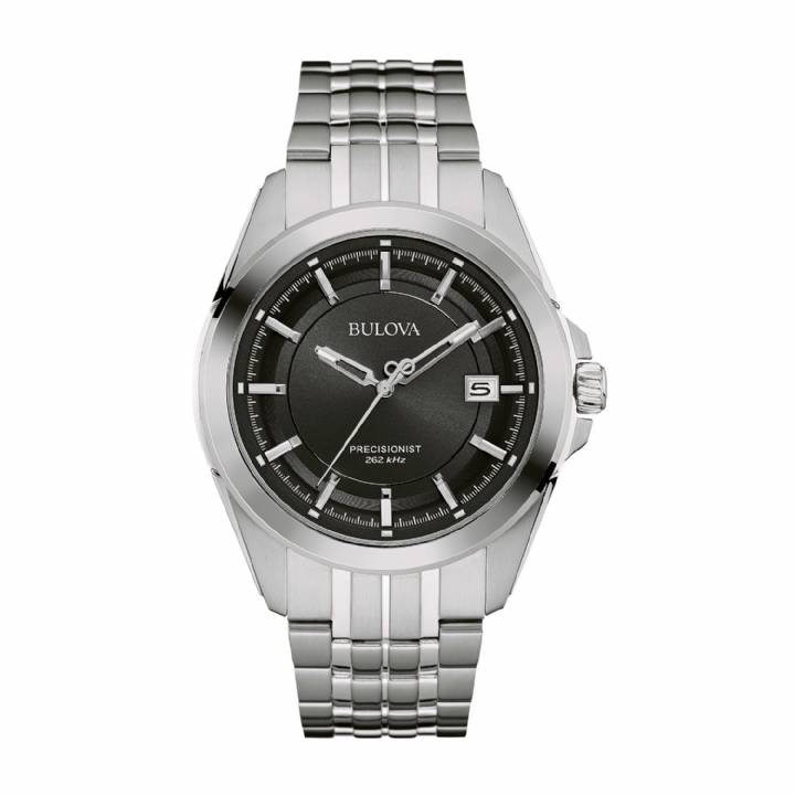 Bulova Gents Precisionist Steel Watch 96B252  Was £349