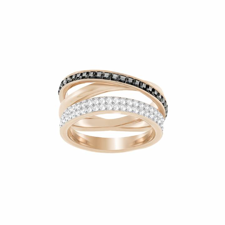a8ac5dae6 Swarovski Hero Rose Gold Plated Ring Size 58, Was £99.00 2602258