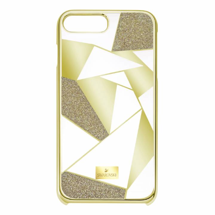 Swarovski Heroism Gold & White  iPhone Case, Was £39.00