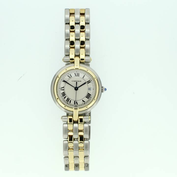 Pre-Owned Ladies Cartier Panthere Ronde, Steel & Gold