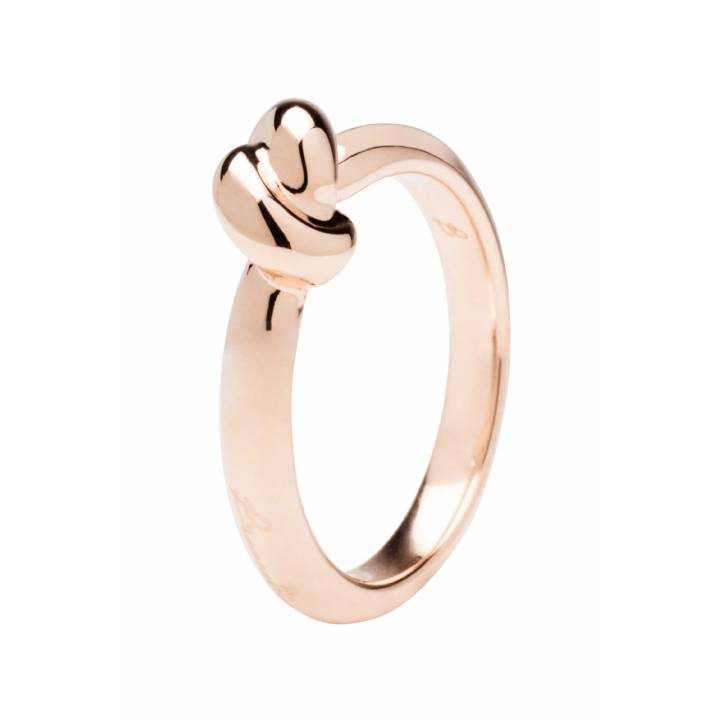 Bronzallure Polished Knot Ring, Was £54.00