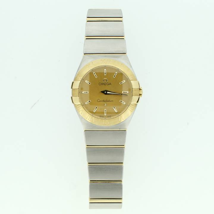 Pre-Owned Ladies Omega Constellation Watch, Original Papers 2016 1703426