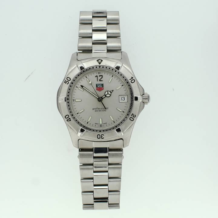 Pre-Owned Gents Tag Heuer 2000 Series Watch