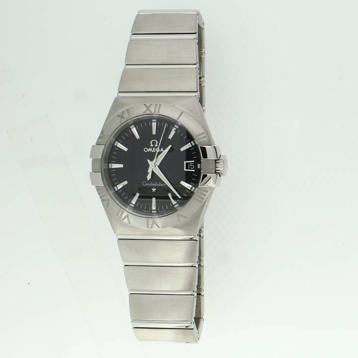 Pre-Owned Gents Omega Constellation Watch, Original Papers 1703430