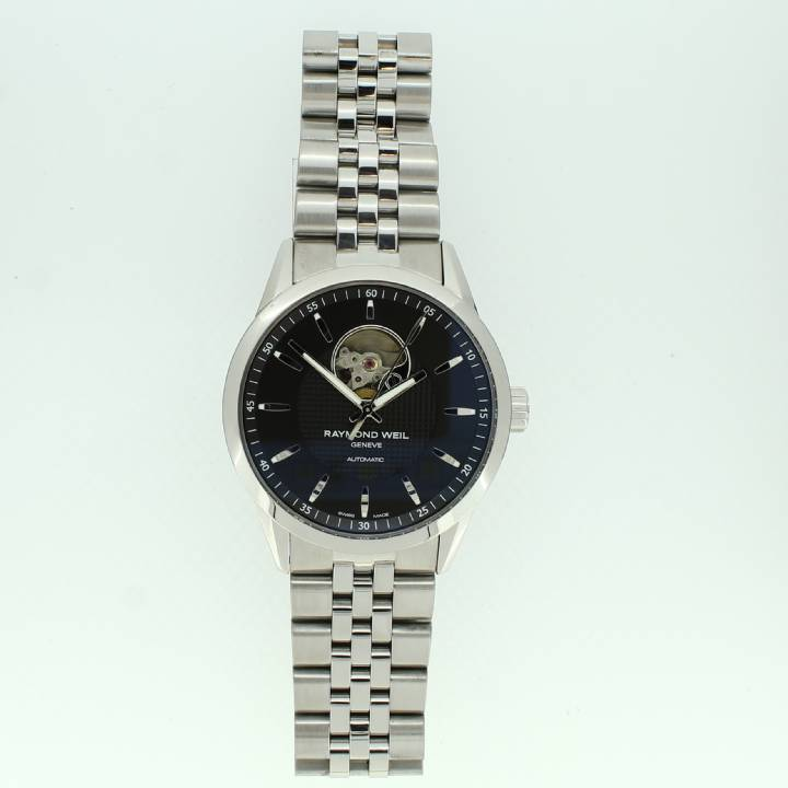 Pre-Owned Gents Raymond Weil Freelancer Watch