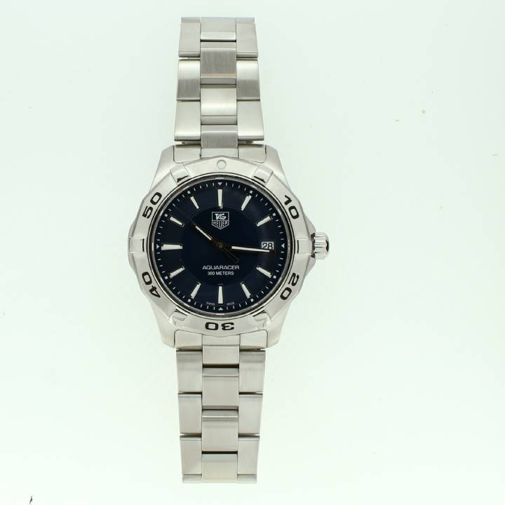 Pre-Owned Gents Tag Heuer Aquaracer Watch, Original Papers 7209065