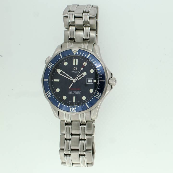 Pre-Owned Omega Seamaster Watch, Original Papers 1703442