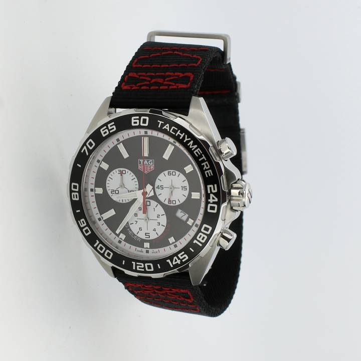 Pre-Owned Tag Heuer Formula 1 Chronograph Watch, Original Papers