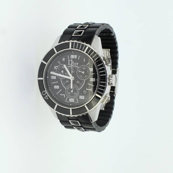 Pre-Owned Christian Dior Chronograph Watch.