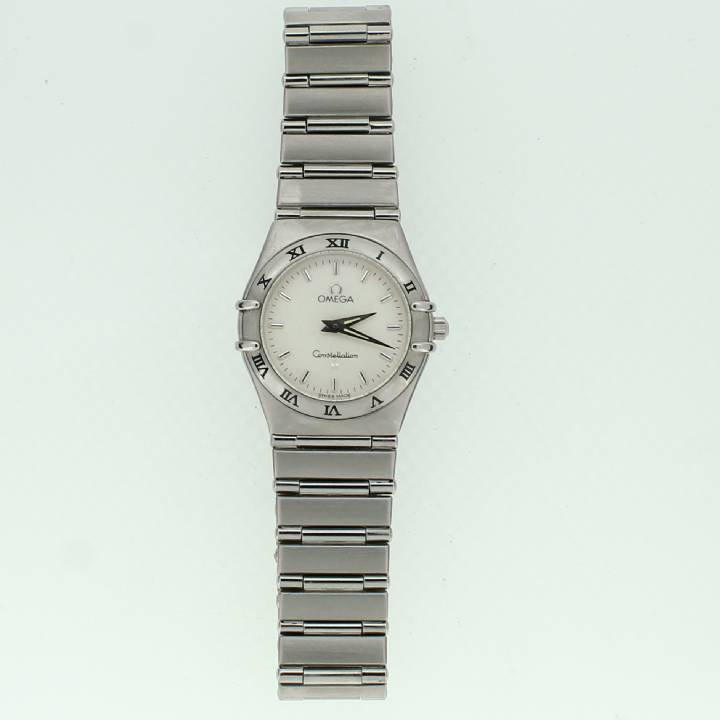 0d38b6b16df Pre-Owned Ladies Omega Constellation Watch