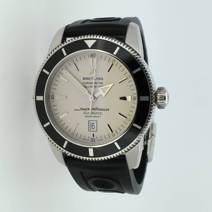 Pre-Owned Breitling Super Heritage 46 Watch, Original Papers