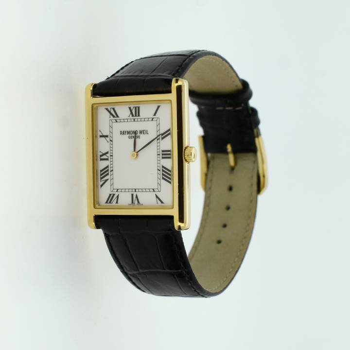 Pre-Owned Gents Raymond Weil Watch