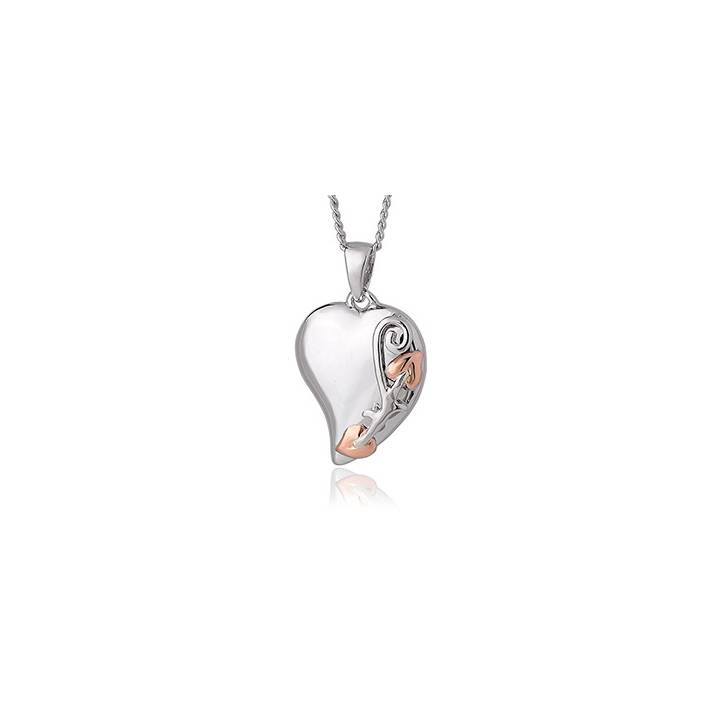 Clogau Silver & Gold Tree Of Life Pendant & Chain, Was £129.00