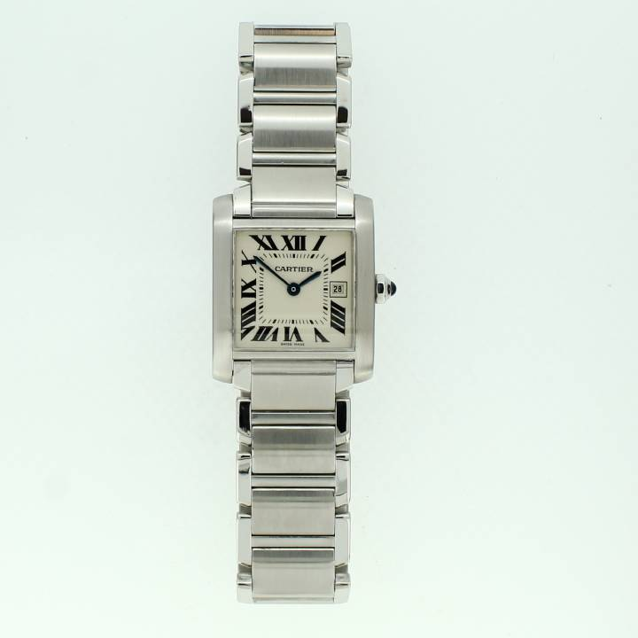 Pre-Owned Gents Cartier Tank Francaise Watch 1702316