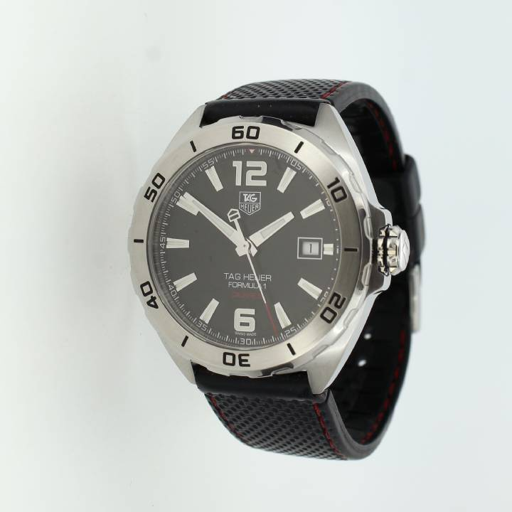 Pre-Owned Gents Tag Heuer Formula 1 Original Papers