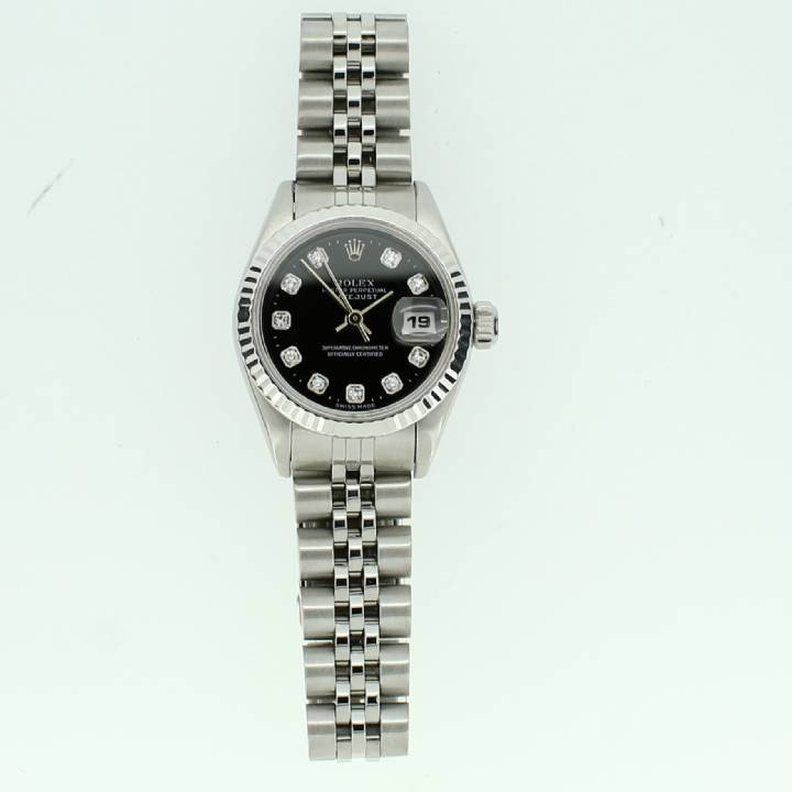 Pre-Owned Ladies Rolex Datejust Watch, Diamond Dial 1701912
