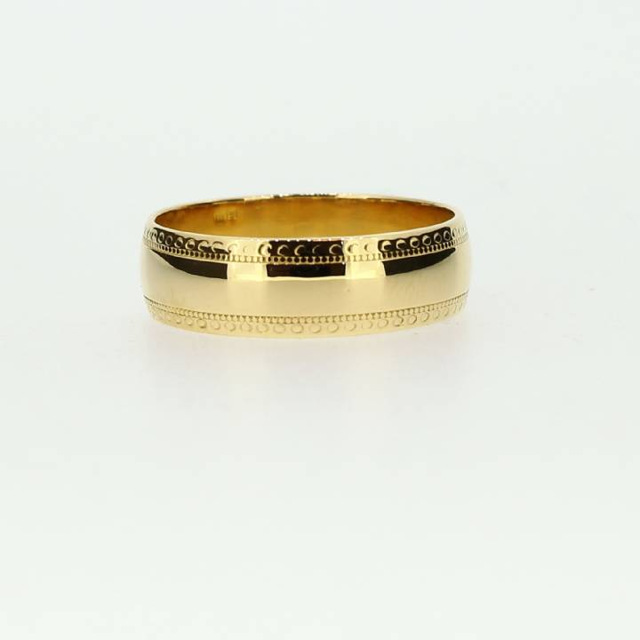 Pre-Owned 22ct Yellow Gold Wedding Band 1514996