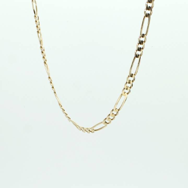 Pre-Owned 9ct Yellow Gold Figaro Chain Approx. 20
