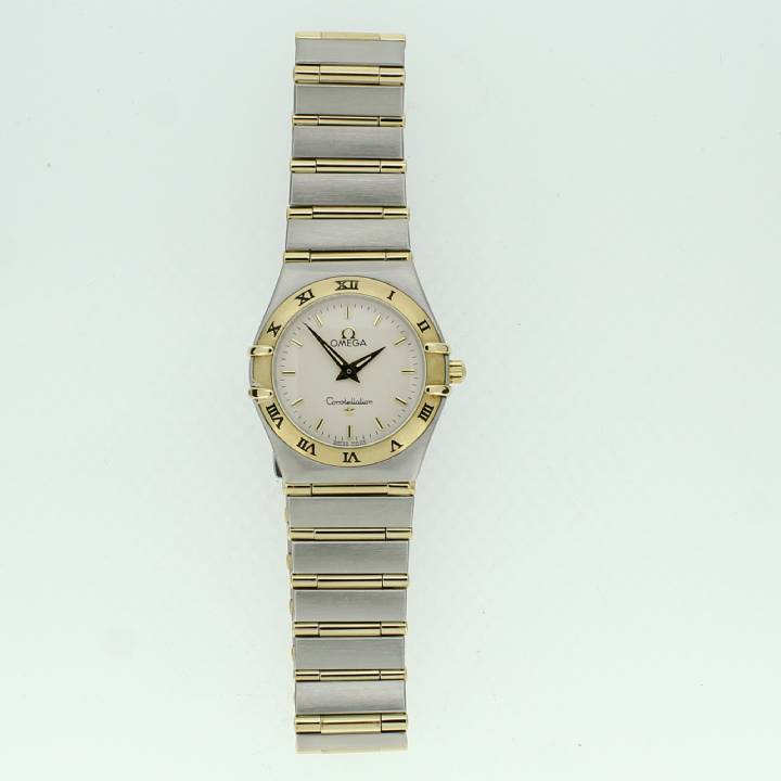 Pre-Owned Ladies Omega Constellation Bi-Colour Watch 1703456